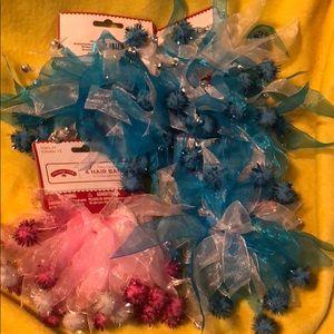 Hair Bands 4packs x4pcs $8